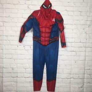 Spider-Man kids Halloween custom size 8